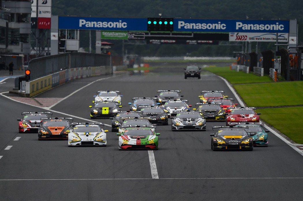 2019 Lamborghini Super Trofeo Asia 亞洲挑戰賽...