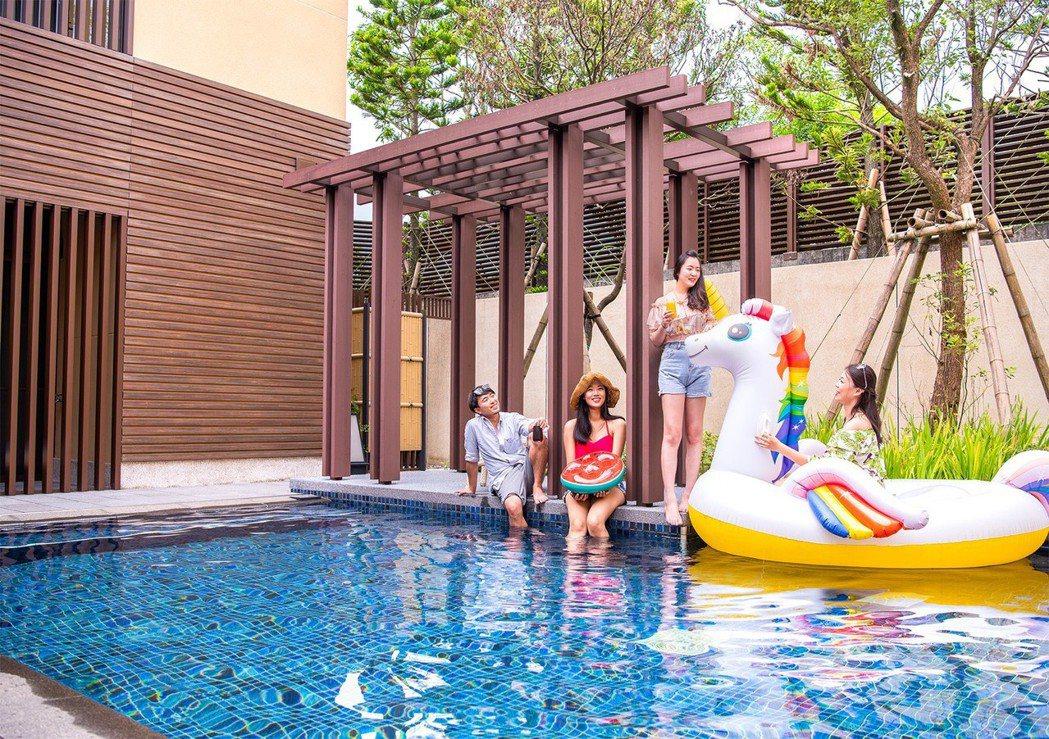 體驗宜蘭頂級渡假之旅,宜蘭力麗威斯汀度假酒店,有著獨特的亮點及特色。宜蘭力麗威斯...