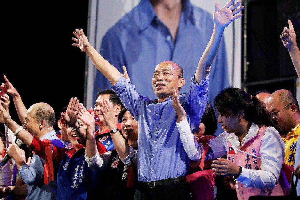 正值美中冷戰世界大變,浪頭上的台灣命運將會如何? 圖/路透社