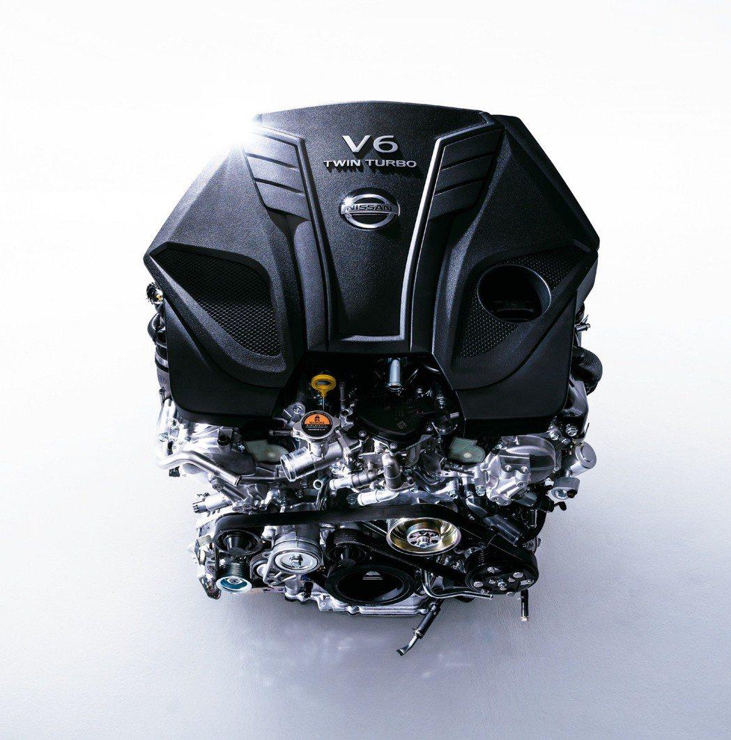 VR30DDTT這具V6引擎終於回歸日本市場,有300/400hp兩種動力輸出。...