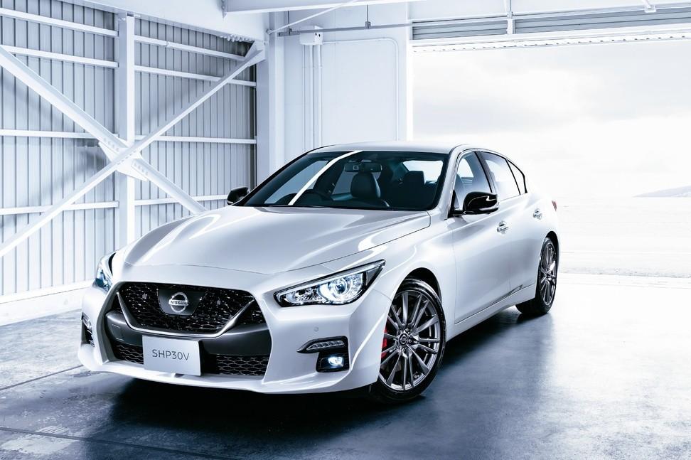 搭載ProPILOT 2.0自動駕駛科技 日規Nissan Skyline小改款正式發表!