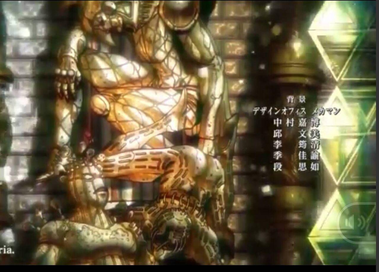 段思如擔任「JOJO 的奇妙冒險 黃金之風」第36話背景美術設計師。 圖/義守大...