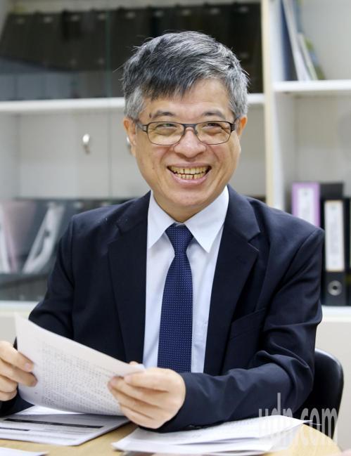 教育部政務次長劉孟奇。本報資料照片