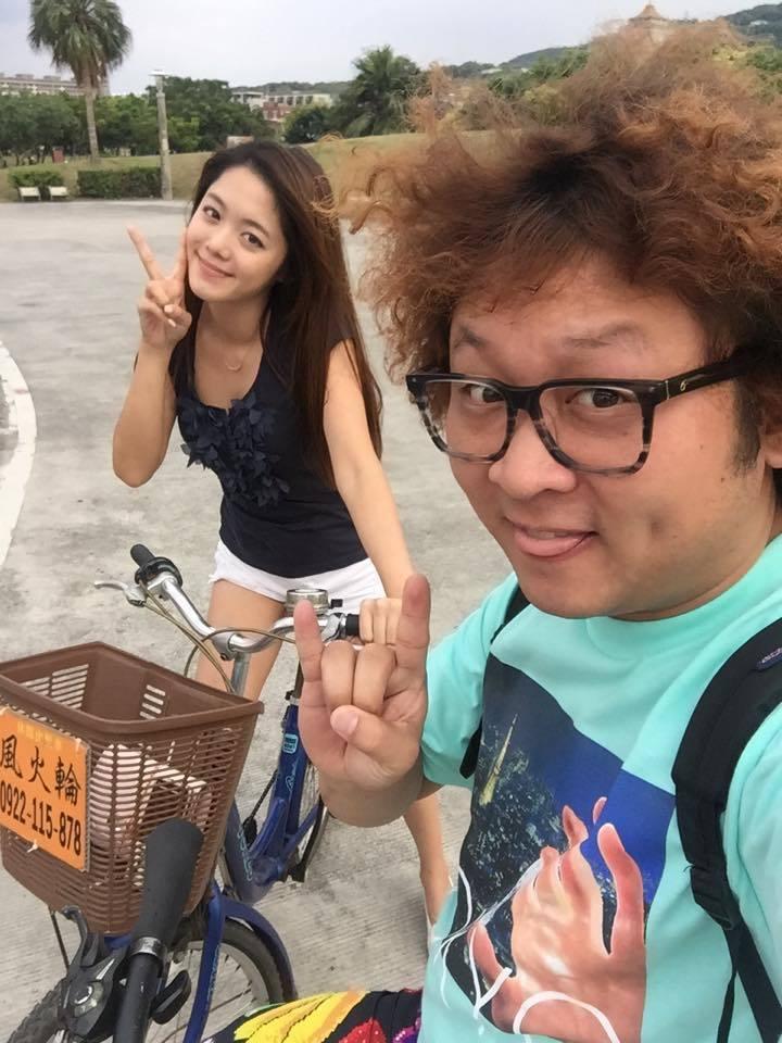 納豆前女友林千又(左)曾在演藝圈發展,但後來因為手搖飲事件退出演藝圈。圖/納豆臉...