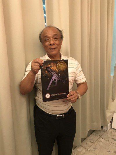 怪怪貿易有限公司執行長、大會主席廖英熙。記者劉肇育/攝影