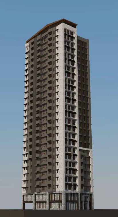 新北市中和民樂段都市更新案規劃改建為地上26層、地下5層鋼骨鋼筋混凝土造的電梯大...