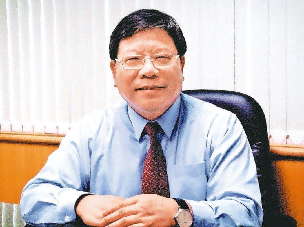 臻鼎董事長沈慶芳。報系資料照