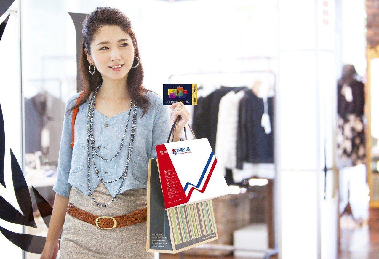 HappyCash有錢卡 購物支付、交通扣款、累兌點數,一次到位。 遠鑫電子票證...