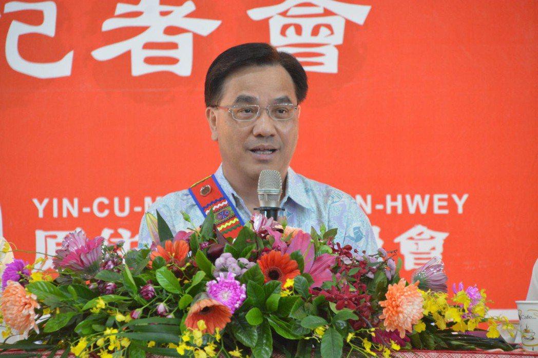 原民會主委夷將(Icyang)呼籲原民族人多回鄉參與部落祭典,也歡迎遊客深入部落...