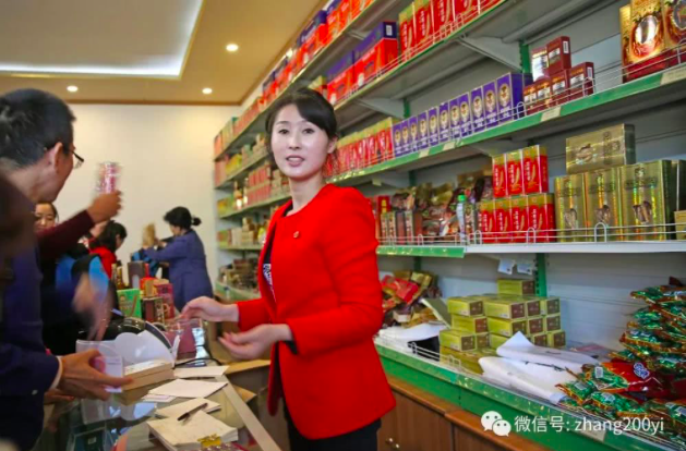 中國訪北韓遊客大幅增加,2019年的遊客人數較往年增長了30%至50%。(騰訊微...