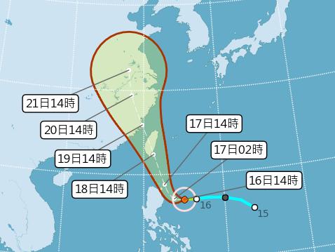因應輕度颱風丹娜絲(DANAS)路徑北轉,可能對北部地區帶來風雨,基隆市政府今天...