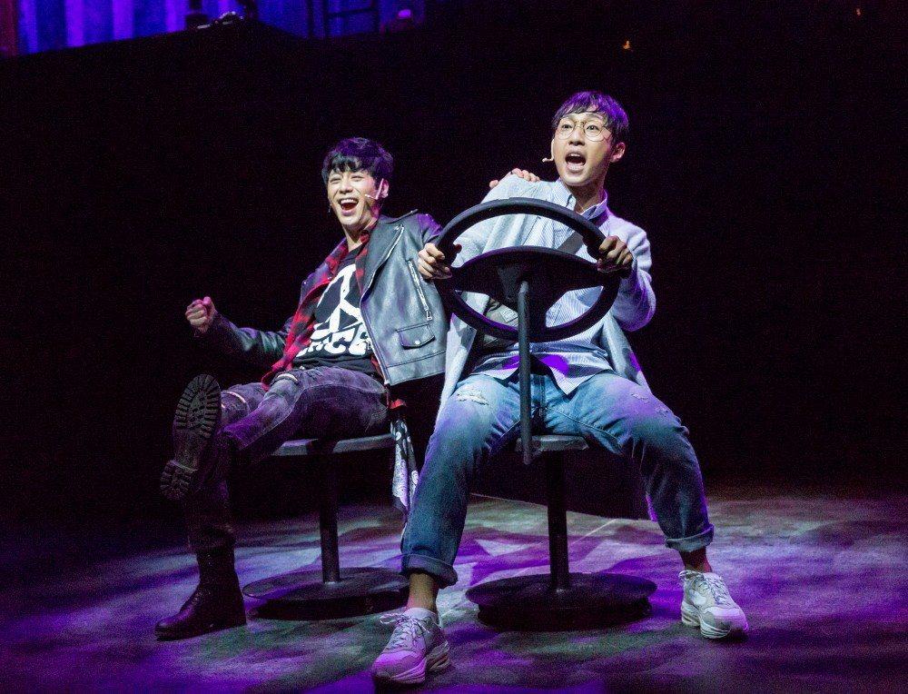 《My Bucket List 我的遺願清單》是公演界備受矚目的音樂劇。圖/韓國...