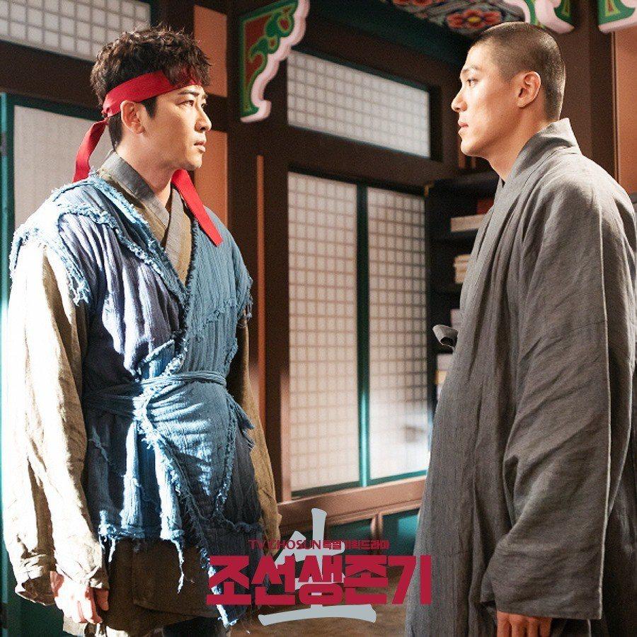 姜至奐主演的「朝鮮生存記」遭換角且縮短集數。 圖/擷自TV朝鮮臉書
