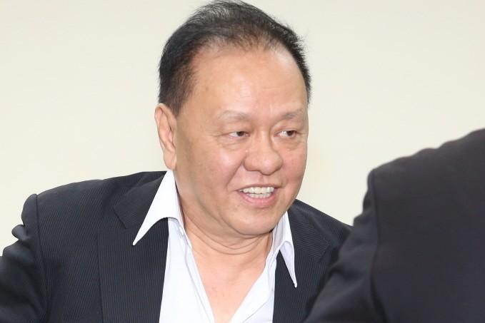 國民黨中常委李昭平。 聯合報系資料照片/記者陳正興攝影