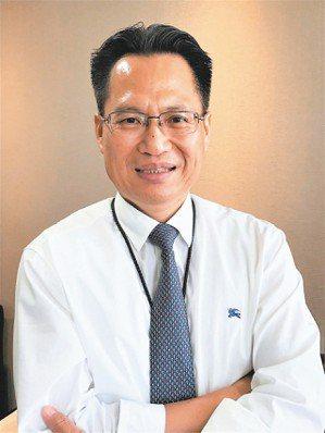 聖暉董事長梁進利