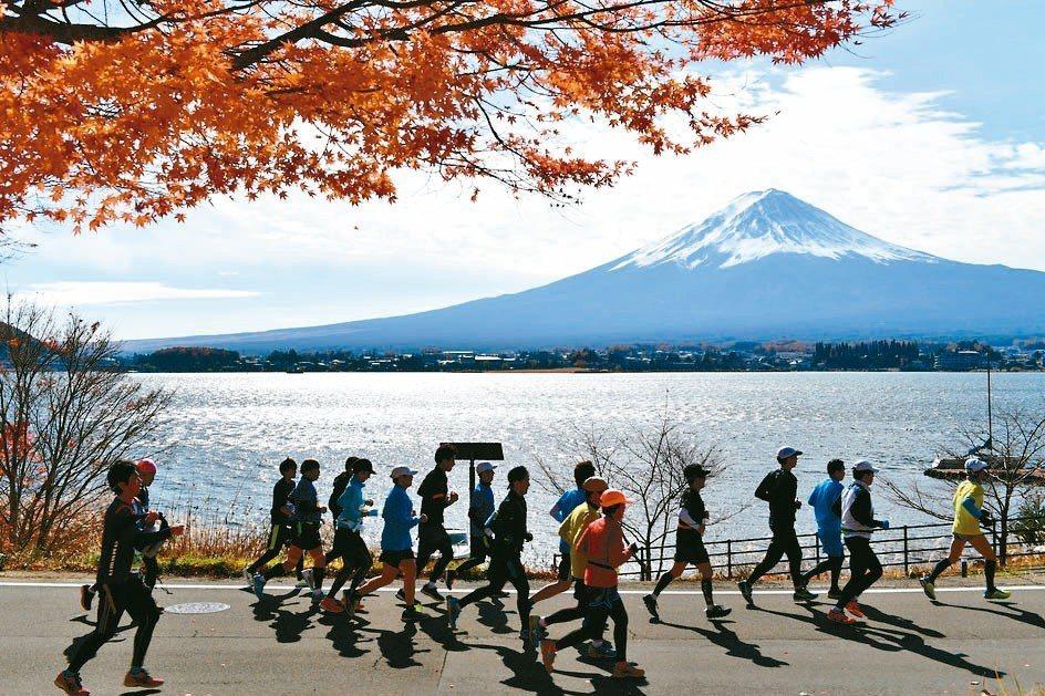 富士山馬拉松有「」之稱。 有行旅/提供