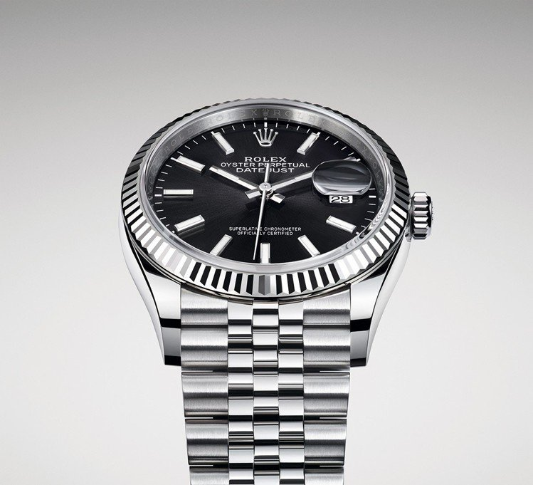 Datejust系列腕錶在功能及美學風格上皆歷久彌新,堪稱經典腕錶的典範。 圖/...