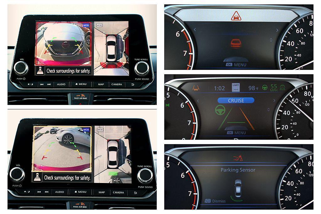 Nissan Safety Shield 360系統內含AEB自動緊急煞車(附行...