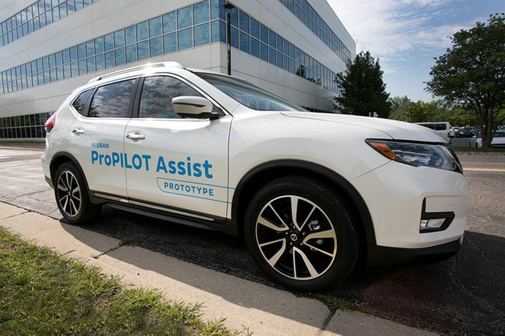 就連美、日市場Nissan ProPILOT Assist駕駛輔助系統也非所有車...