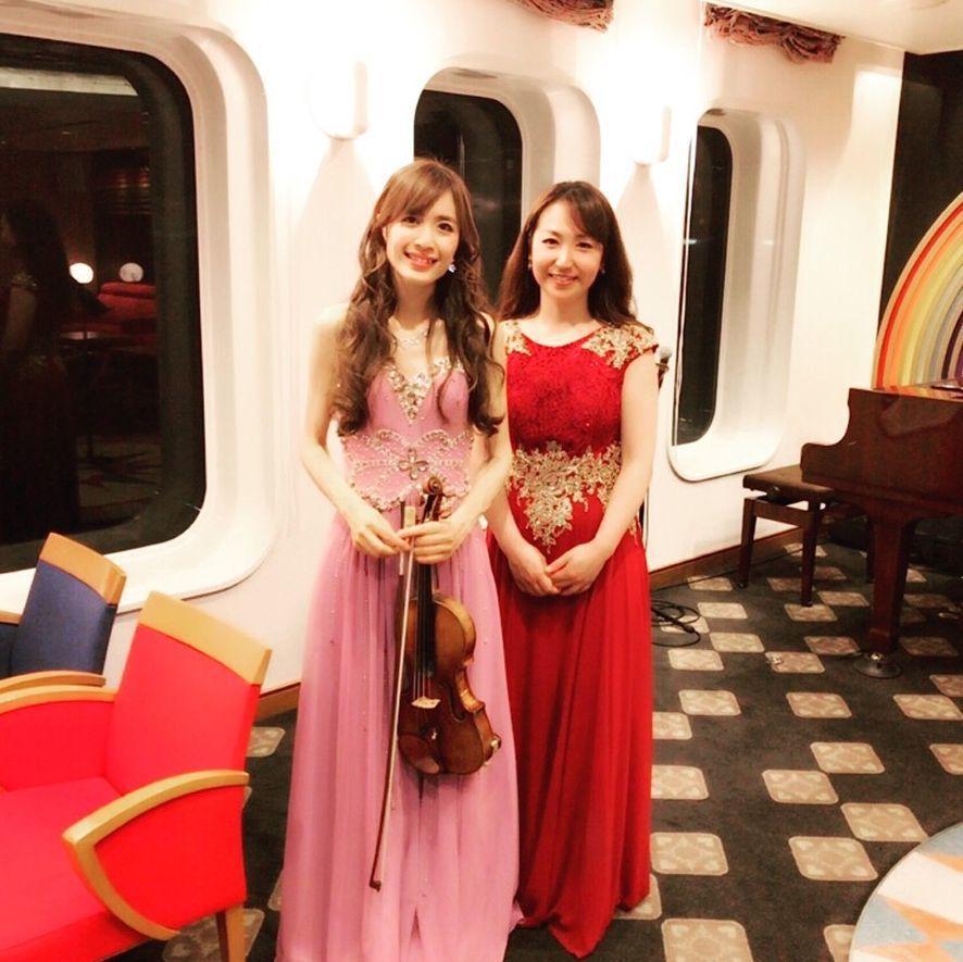 日本古典樂壇的當紅之秀,鋼琴家多川響子、小提琴多川智子姊妹,來台演出。 業者/提...