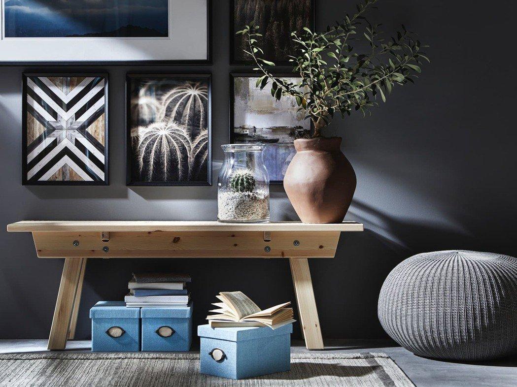 導入盛夏Outdoor風,「輕改造」為空間換個新氣象。 IKEA /提供
