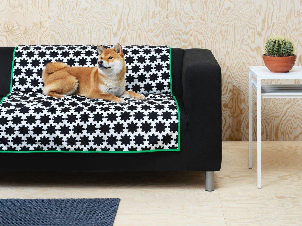 快趁「絕版品出清」活動,為家中的寵物寶貝妝點小窩。 IKEA /提供