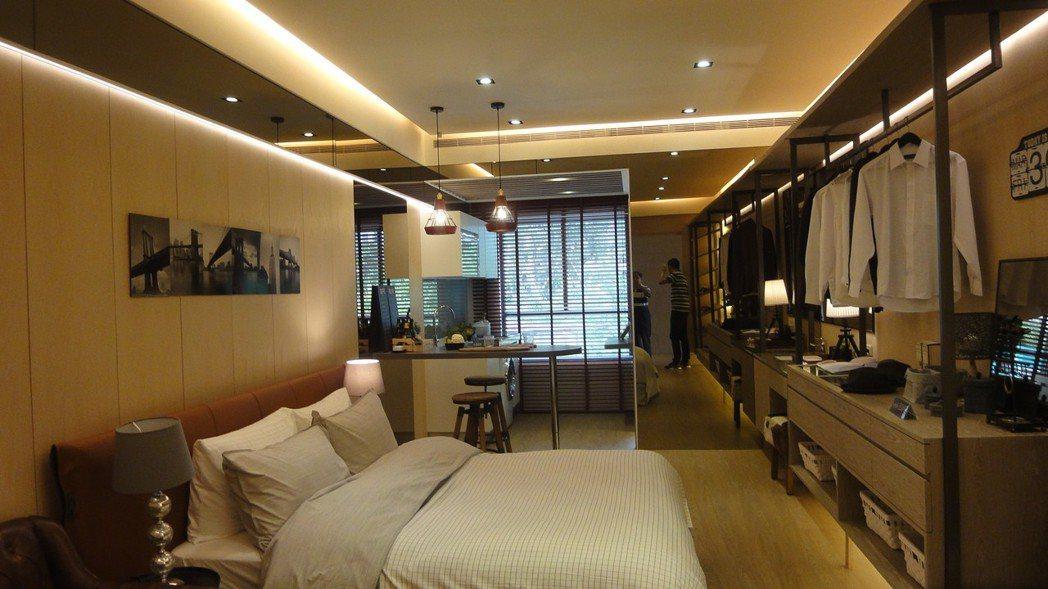 含裝潢的產品是否將房價墊高要小心。圖/倪子仁提供