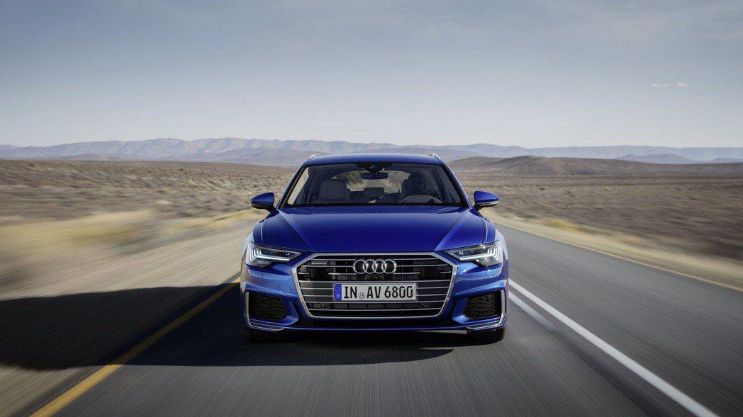 台灣奧迪正式宣布即日起 The new Audi A6 Avant 45 TFS...