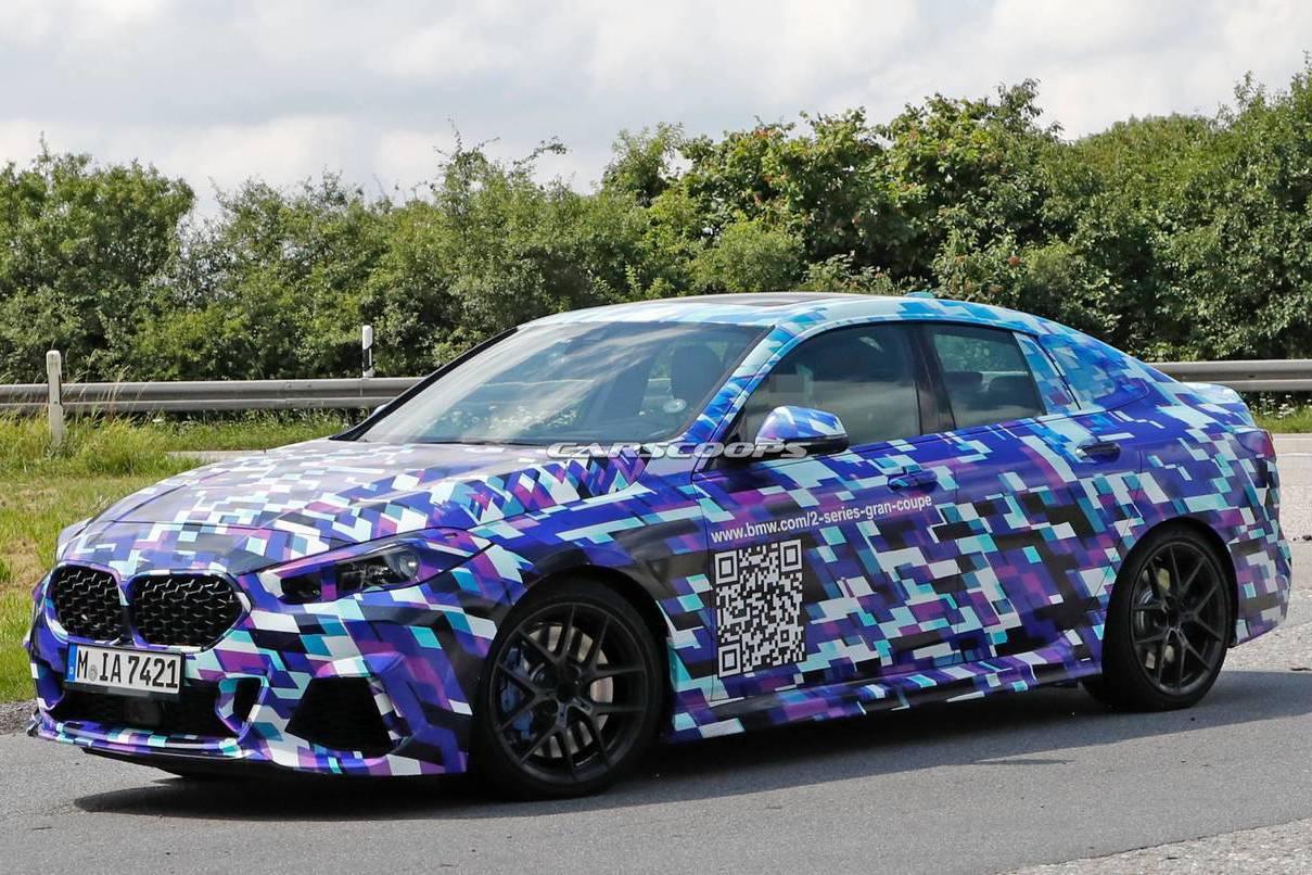 挑戰賓士CLA 全新BMW 2 Series Gran Coupe宣告下週現身!