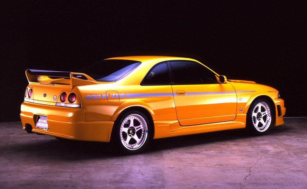 Nissan Skyline GT-R NISMO 400R。 摘自Nissan