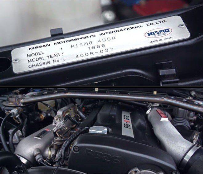 2.8升RB-X GT2引擎有400hp最大馬力以及47.92kgm巔峰扭力。 ...