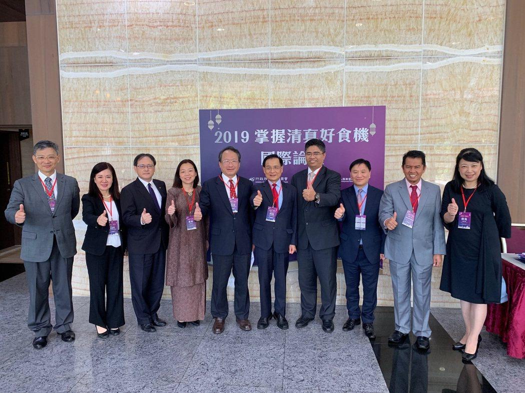 「2019掌握清真好食機」國際論壇邀請來自馬來西亞、韓國及印尼穆斯林市場國外專家...