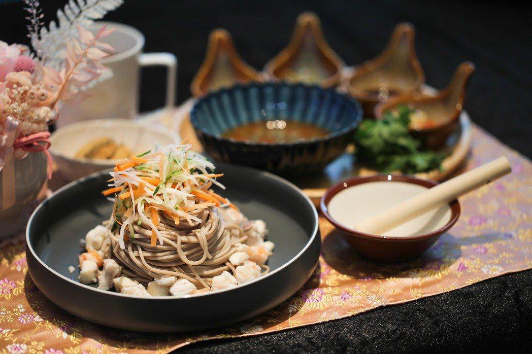 清檸香茅仙女餐。