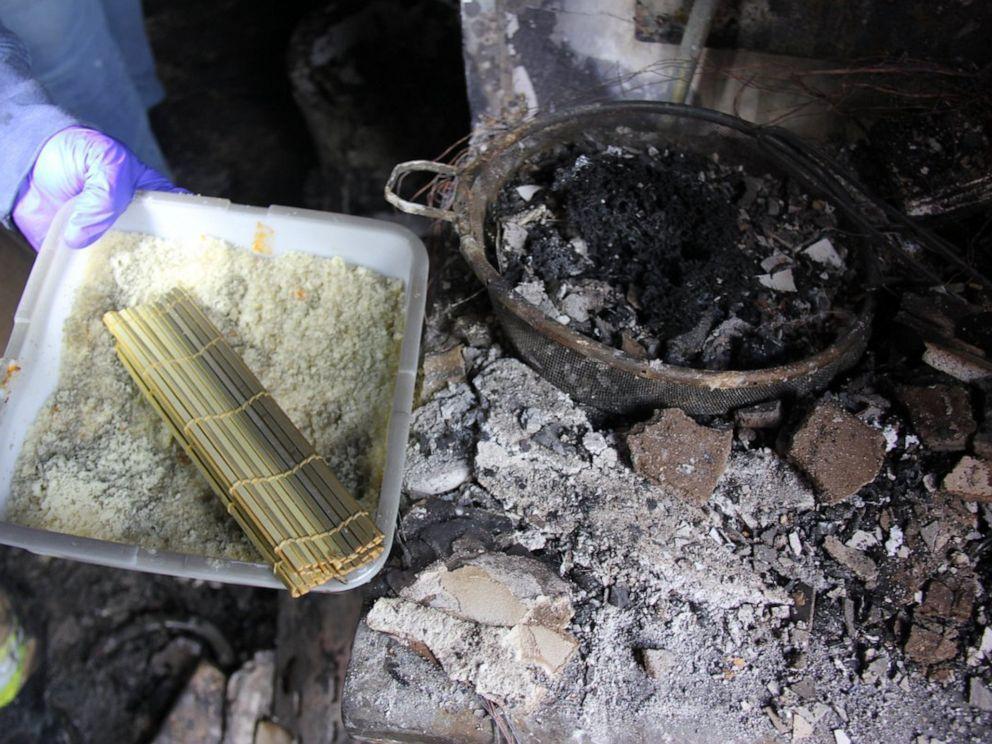 餐廳使用天婦羅麵衣碎片以增加壽司口感,沒想到卻是引發火災的兇手。圖擷自ABC N...