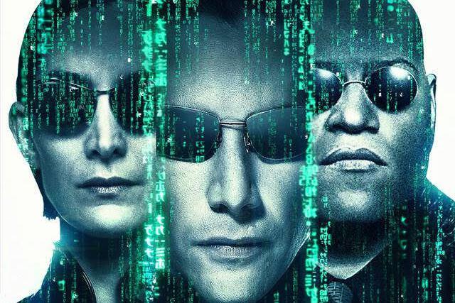 駭客任務/寧可活在這個非真實虛擬世界中?