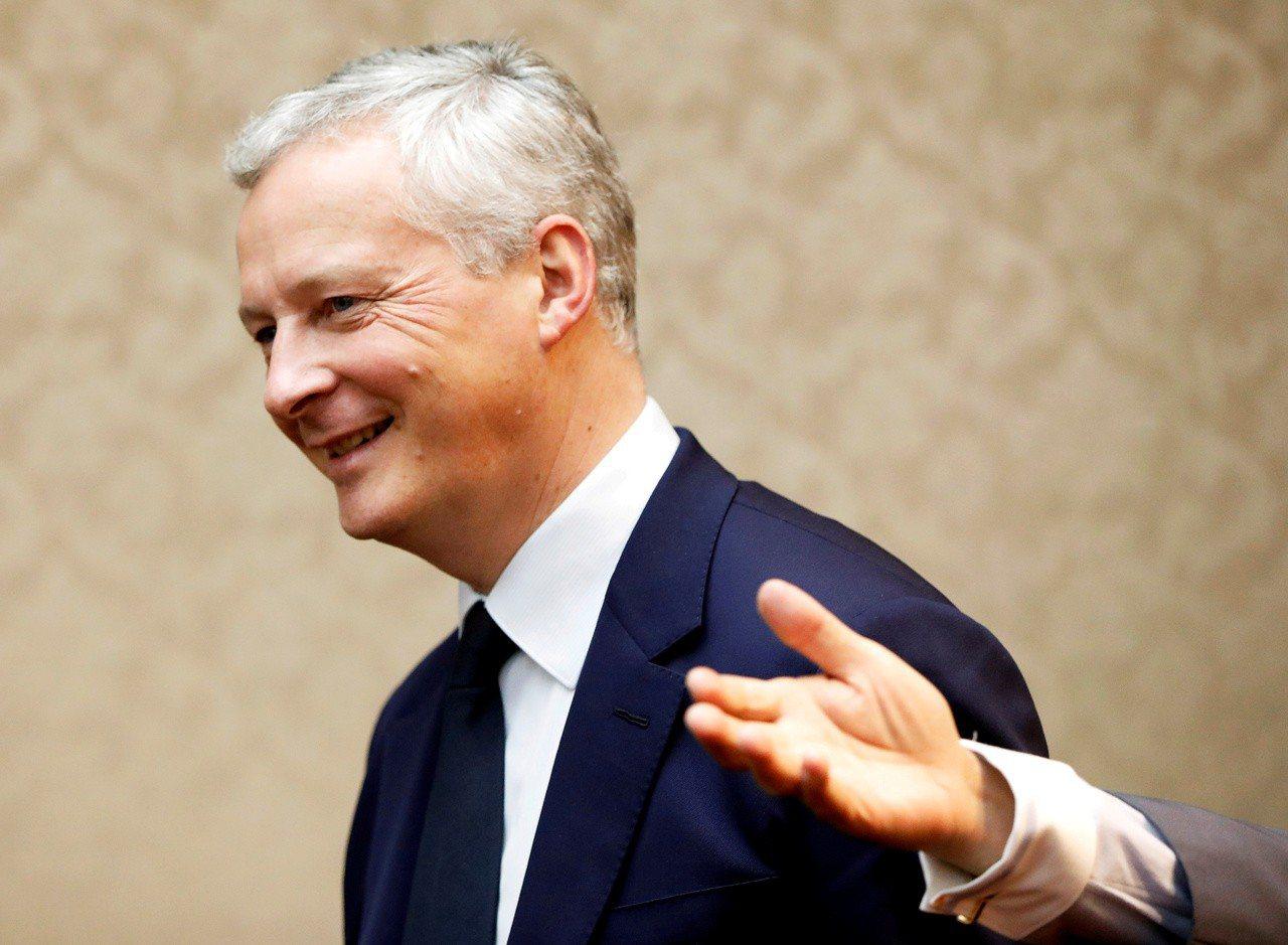 法國經濟與財政部長勒麥爾表示,面對美方壓力,法國不會放棄對科技巨擘課徵數位稅。 ...