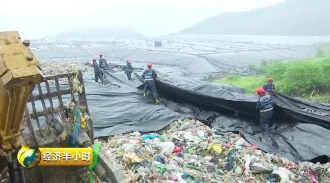 「人間天堂」杭州三到四年產生的垃圾幾乎可以填滿一個西湖。取自每經網