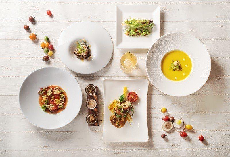 六福萬怡酒店獲最高三星溯源餐廳認證,運用產銷履歷食材,The Lounge推出微...