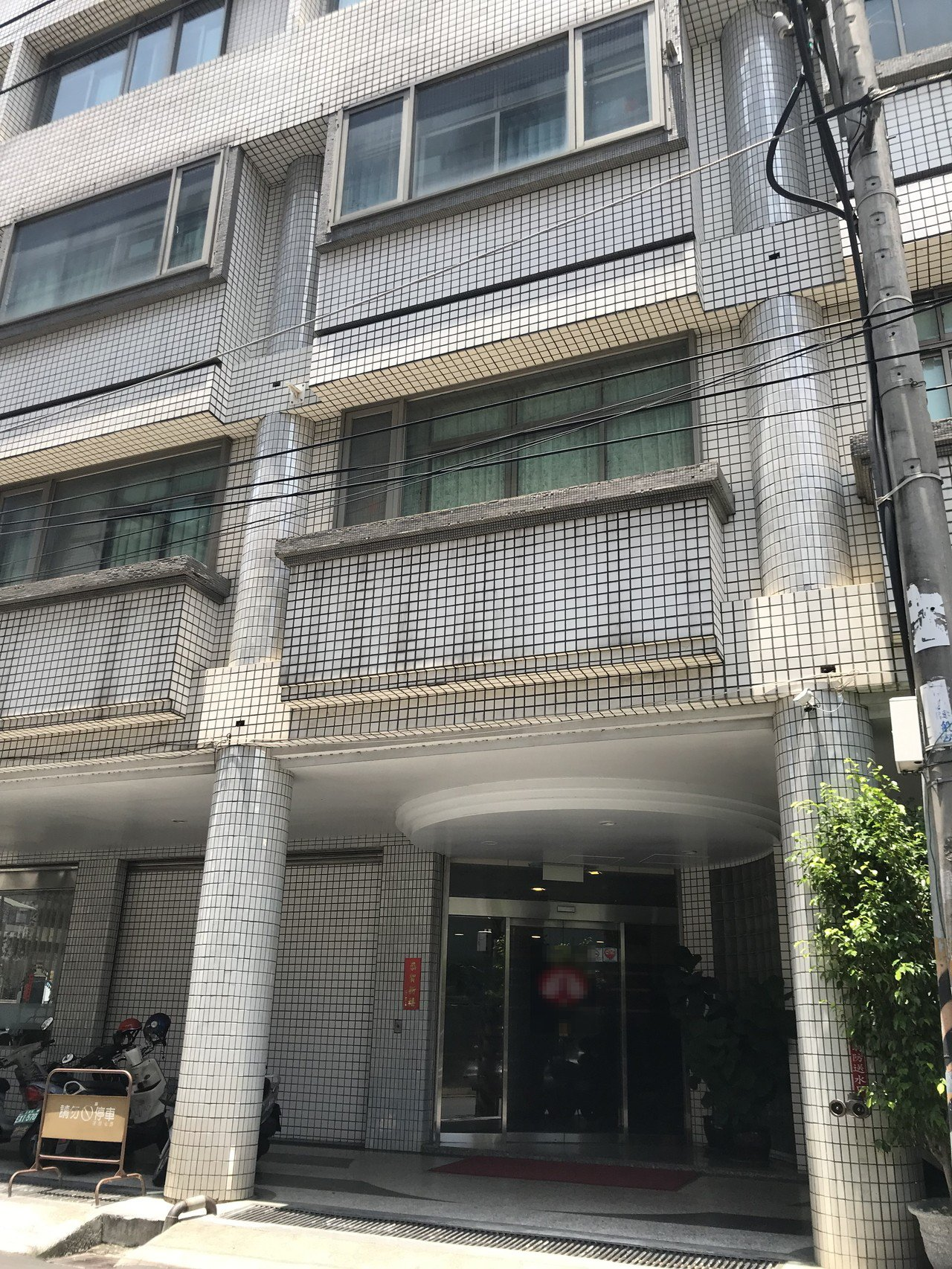 17歲少女疑服用過量毒品,陳屍在台中市一家商務飯店內。記者林佩均/攝影