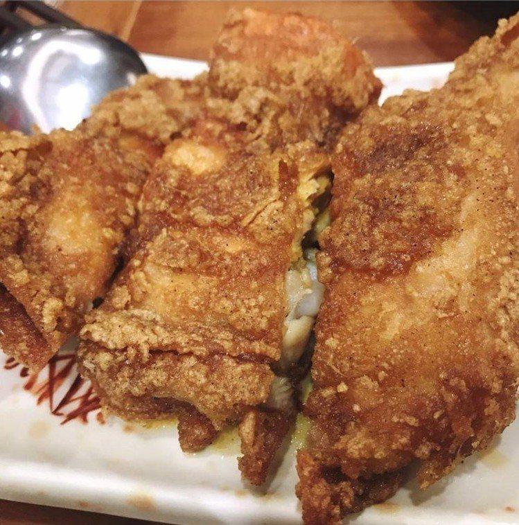 「玉林雞腿大王」有台北市最好吃雞腿美譽。IG@wongpocketlist提供