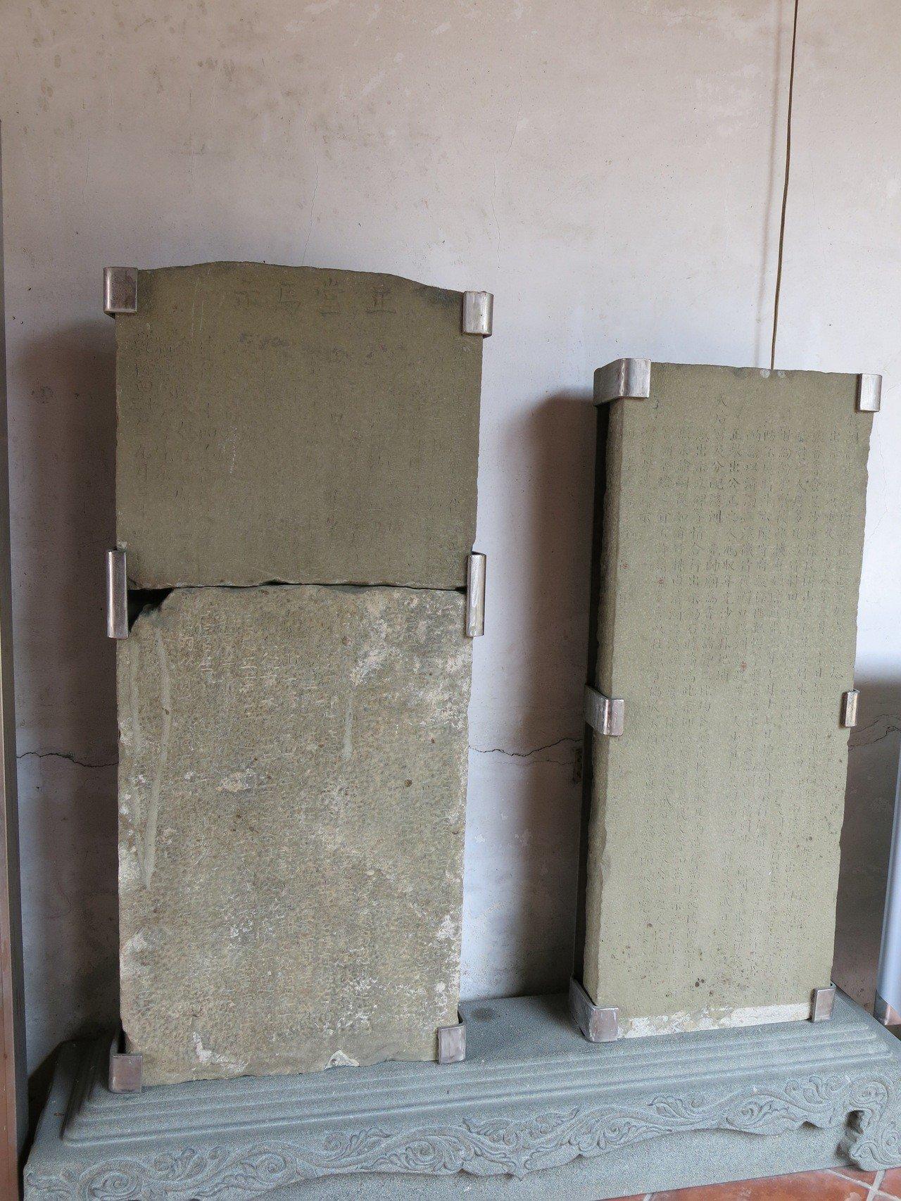 連興宮是南投境內最古老的媽祖廟,殿前有座嚴禁勒索竹排船伕碑已近200年之久,是南...
