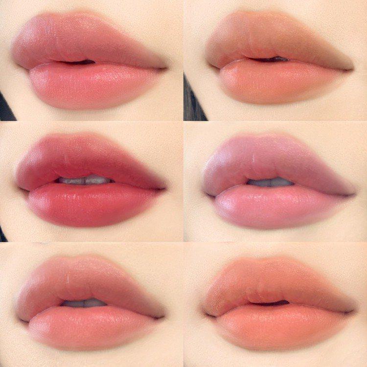 Celvoke玩色訂製唇膏 Dignified Lips #24杏桃奶茶、#25...