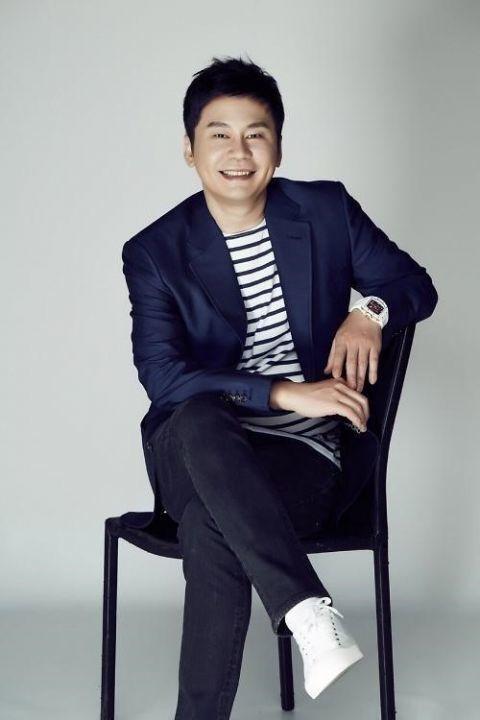 YG前社長梁鉉錫因涉嫌「仲介性交易」,遭韓警立案調查。圖/摘自YG Entert