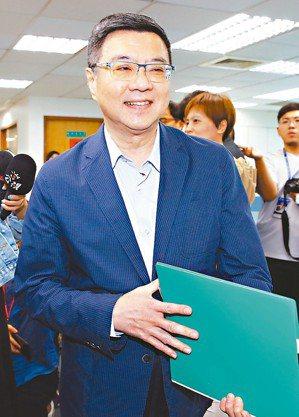 民進黨黨主席卓榮泰昨表示,將規畫辦理「反紅色滲透」基層說明會。 記者杜建重/攝影