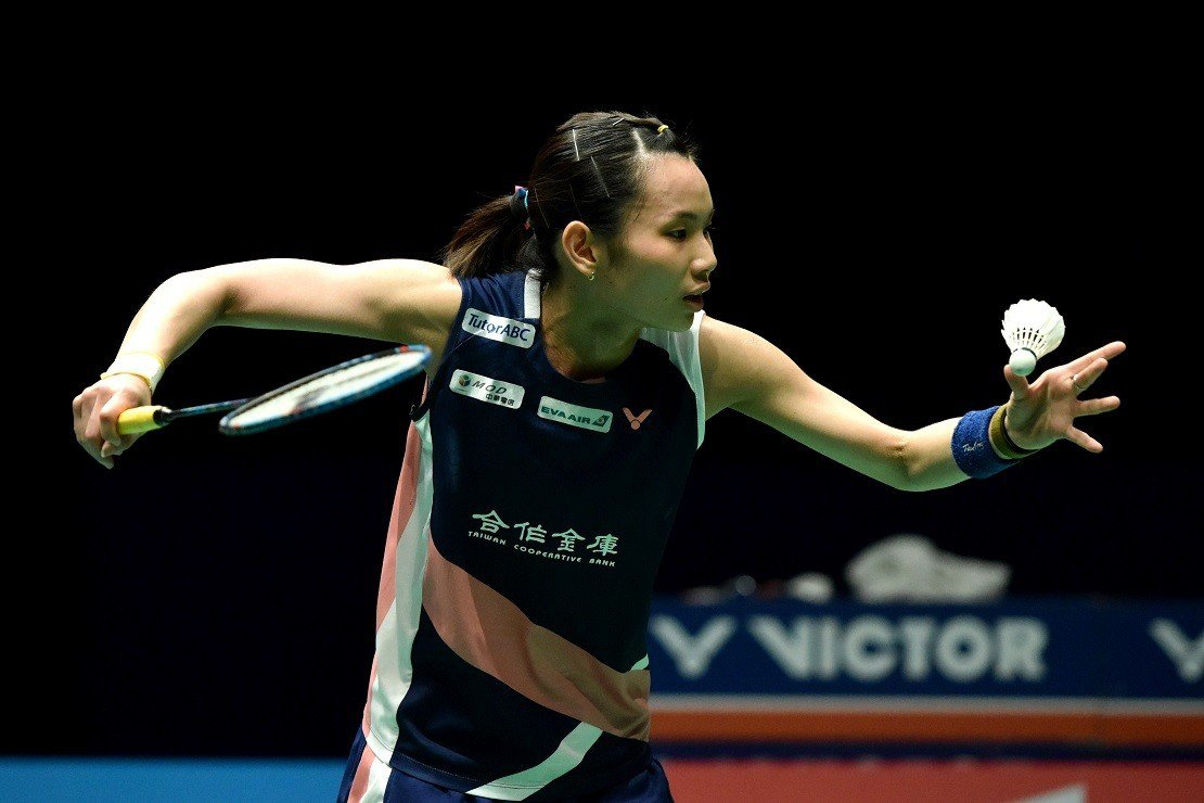 戴資穎晉級印尼公開賽女單八強賽。新華社(資料照)