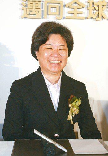 特力董事長李麗秋 (網路照片)