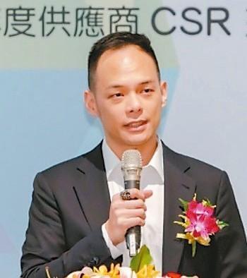 台灣大哥大總經理林之晨號召逾百家供應商共同響應企業永續。 台灣大/提供