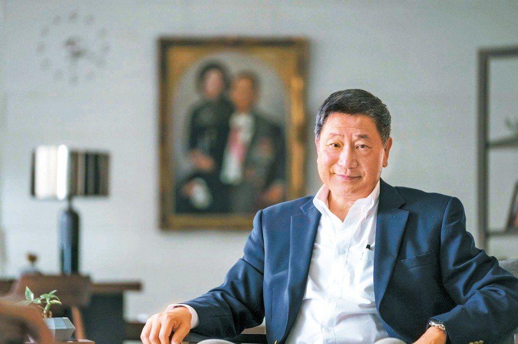 台泥企業團董事長張安平 本報系資料庫