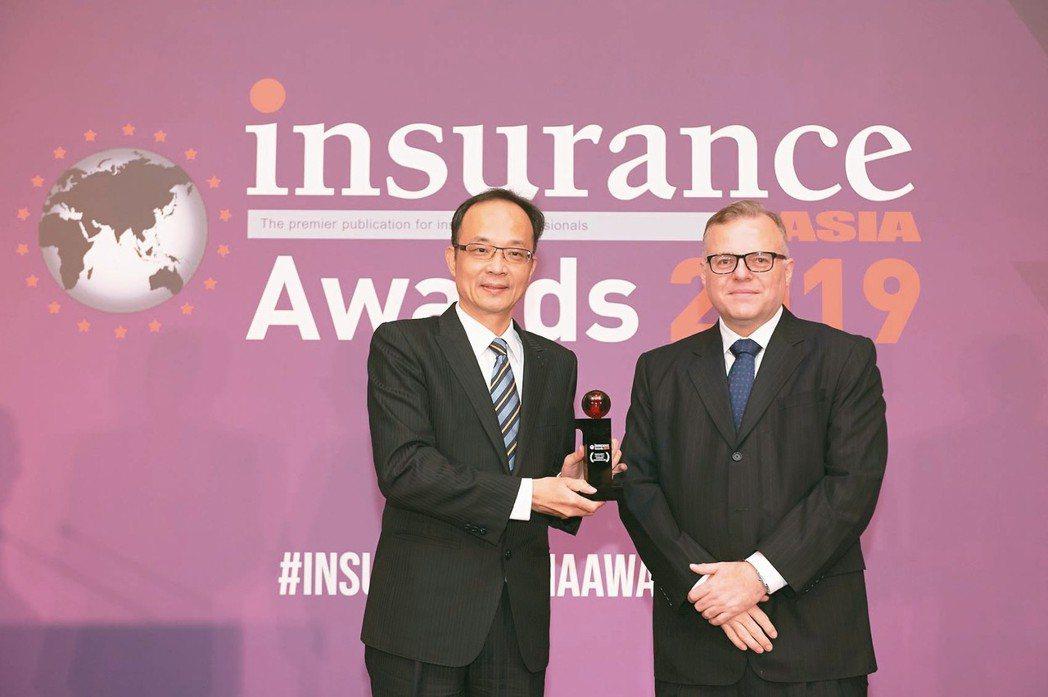 台灣人壽以「健康醫療管家網站」參加《亞洲銀行及財金雜誌》(ABF)舉辦的「保險業...