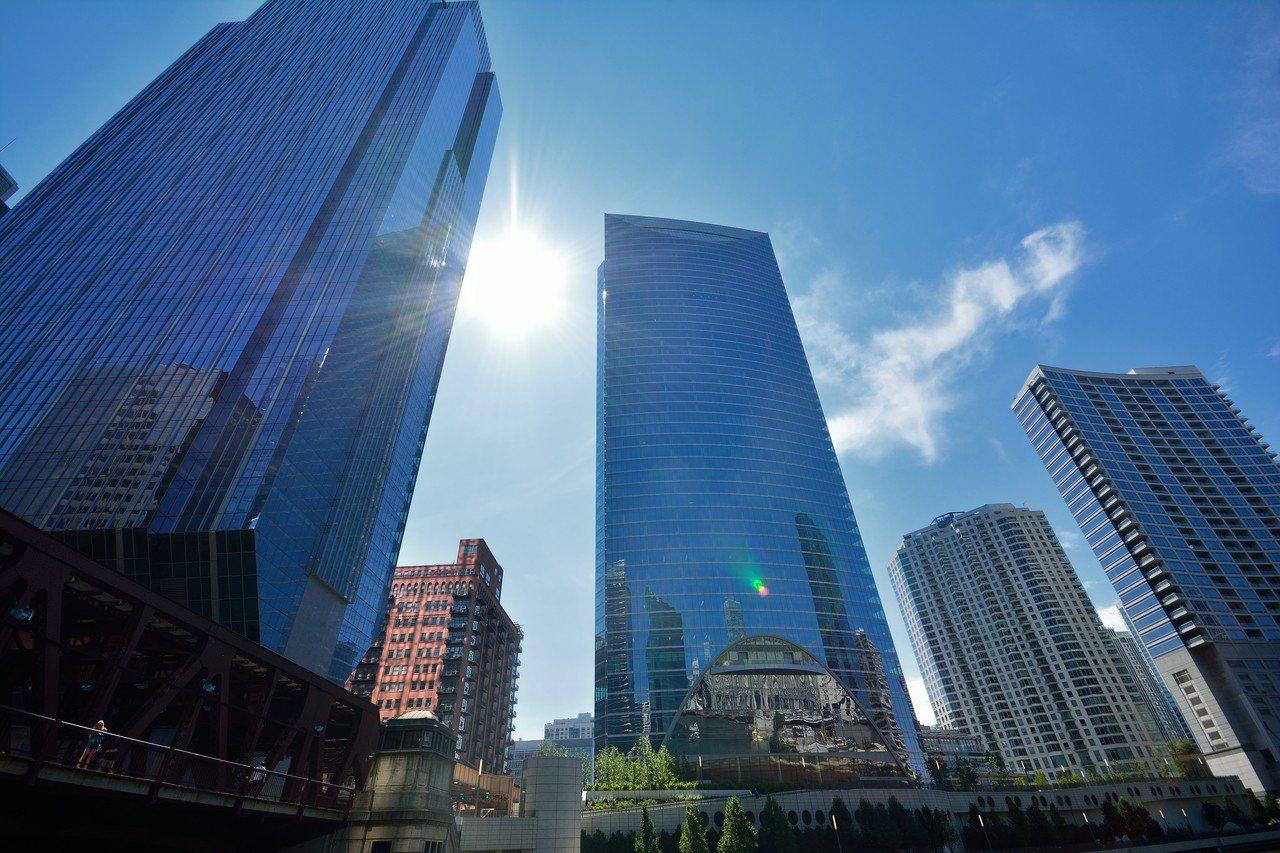 芝加哥、費城、紐約也都可能出現38度以上高溫。 圖/ingimage